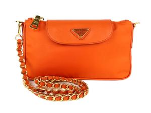 7d2bcaa7b4f2 Sold Out BRAND NEW PRADA Nylon Tessuto Saffiano Clutch Sling Bag BT0779