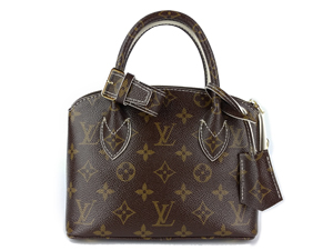 d2b0caa72e2ce Brand New Limited Edition Louis Vuitton Monogram Fall Winter 2012 Lockit BB  Bag