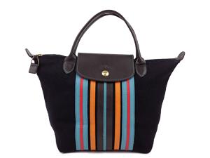 Longchamp Limited Edition Wool Handbag 8c89010a1e1ee