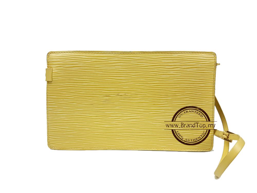85a22c826970 Louis Vuitton Epi Leather Rochelle Waist Bag