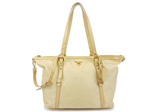 208d09043a525a SOLD OUT Prada Soia Tessuto+Saffiano Zipped Shoulder/Sling Bag BR4253