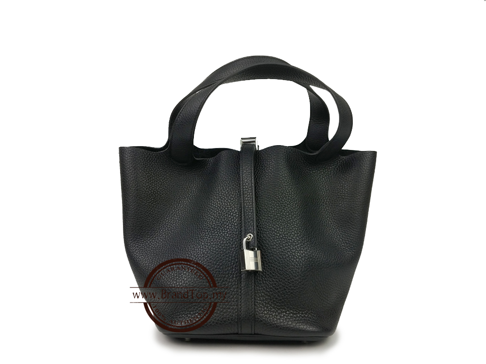 842415a412 SOLD OUT Hermes Sac Picotin Lock 22 Taurillon Clemence