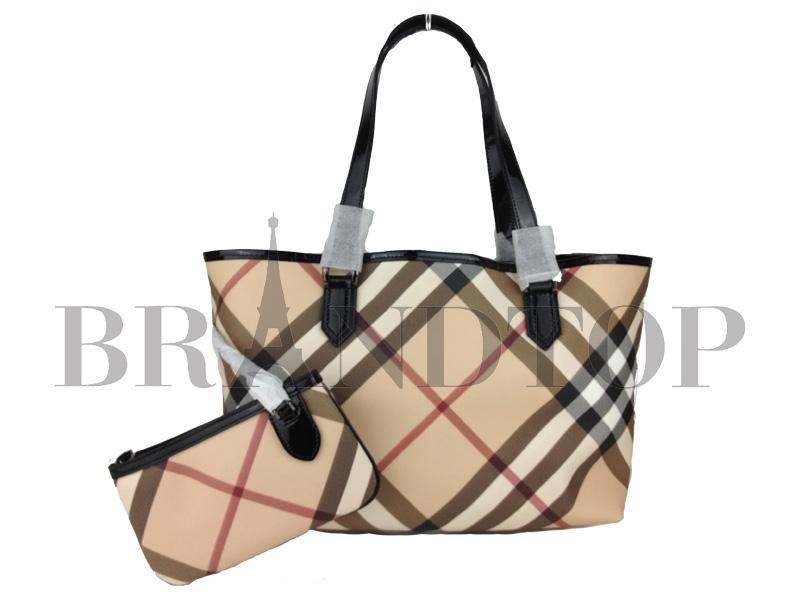 bbf443cebd Brand New Burberry Fashion Small Nova Check Tote Bag
